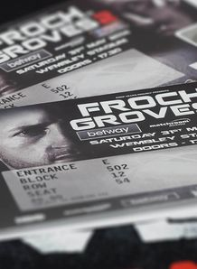 Win Froch v Groves II Tickets