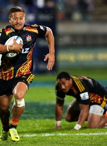 Tim Nanai Williams Chiefs v Blues SR 2014
