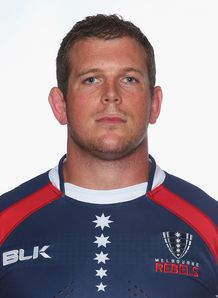Toby Smith Rebels prop SR 2014