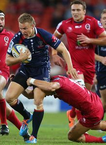 Tom Kingston Melbourne Rebels v Reds SR 2014