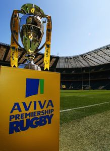Twickenham ahead of Aviva Premiership Final