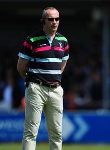 Aviva Premiership: Conor O'Shea relishing Bath shoot-out