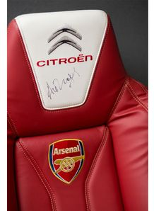 Wenger Signed Chair