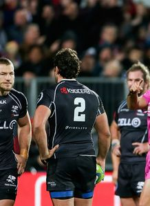 JEAN DEYSEL SHARKS RED CARD