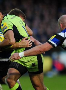 ken pisi northampton saints v bath