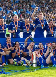 leinster win pro12 title final
