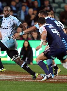 Lubabalo Mtembu Sharks Super Rugby Rugby union