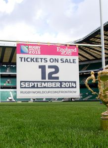 rugby world cup 2015 ticket sales