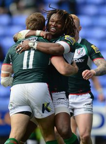 Aviva Premiership: London Irish come from behind to beat Sale