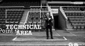 Barry Fry - Technical Area