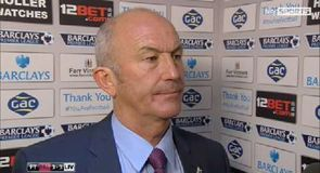 Pulis praises Palace commitment