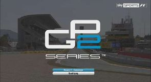 GP2 Spain - Qualifying Highlights