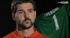 Weekend Warm-up: Speroni
