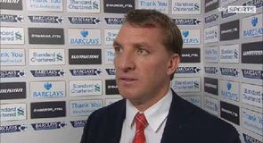 Liverpool v Newcastle - Rodgers