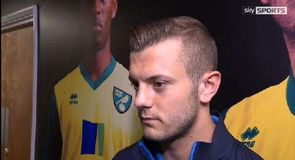 Norwich v Arsenal - Wilshere