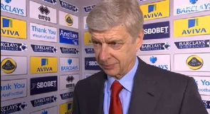 Norwich v Arsenal - Wenger