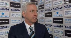 Liverpool v Newcastle - Pardew
