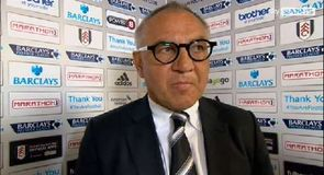 Magath expects Fulham changes