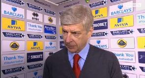 Wenger pleased to have players back