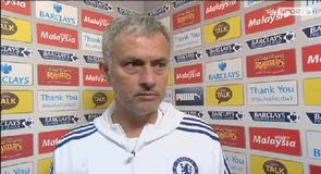 Chelsea comeback pleases Mourinho