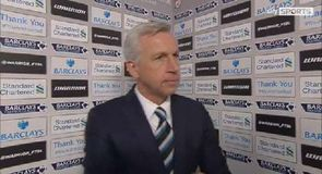 Red cards irk Pardew
