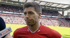 Gerrard left devastated