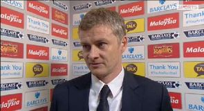 Solskjaer: I will stay