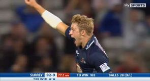 T20 Gold: Willey's decisive contribution