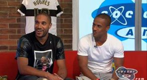 Soccer AM - Wayne Routledge & Ashley Williams