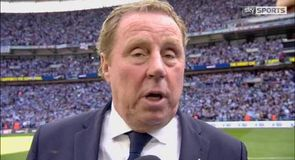 Redknapp hails promotion as 'fantastic achievement'