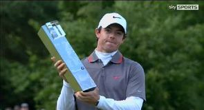 McIlroy's Wentworth glory