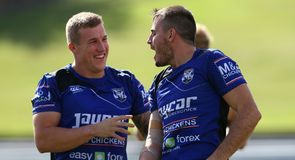 Daley names NSW squad