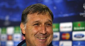 Martino relishing challenge