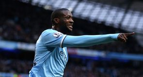 Yaya stays at City
