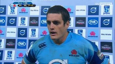 Waratahs clinch Canes thriller