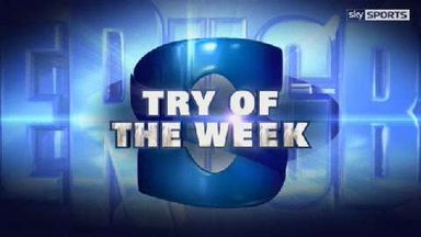 Try of the Week - Round 12