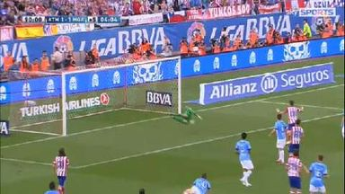 The save that denied Atletico