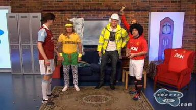 Soccer AM - Hairy Strikers
