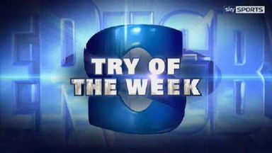 Try of the Week - Round 15