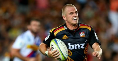 Anscombe on his way to Wales