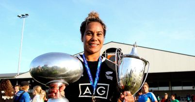 NZ women clinch sevens title