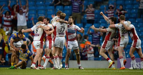 Magic Weekend: Wigan beat Leeds at the Etihad Stadium