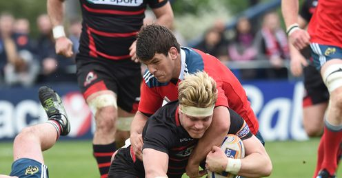 David Denton Edinburgh Donncha OCallaghan Munster