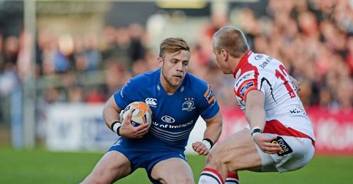 Ian Madigan Leinster Ulster pro12