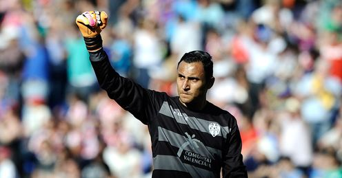 Levante warning over Navas