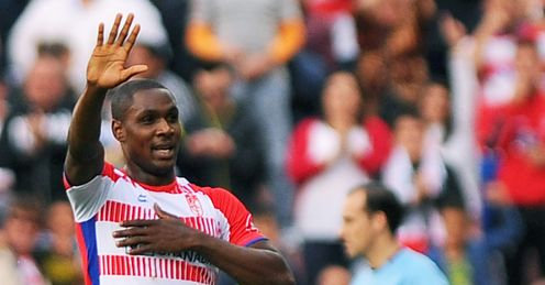Ighalo joins Watford on loan