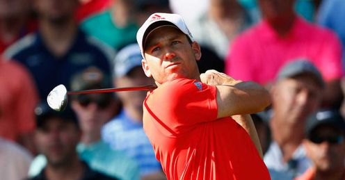 Sergio Garcia: one of Ewen's three picks for Pinehurst glory