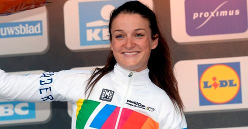 Lizzie Armitstead is now looking ahead to the Commonwealth Games