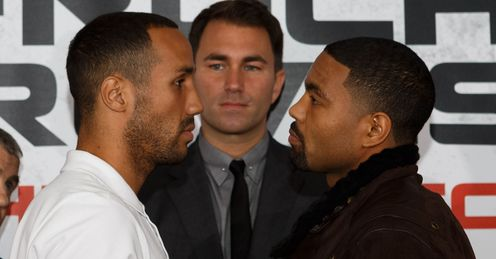 DeGale and Gonzales set for real battle on Saturday, says Johnny