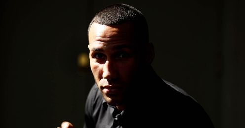 James DeGale: is back in the spotlight with a tough assignment, says Johnny